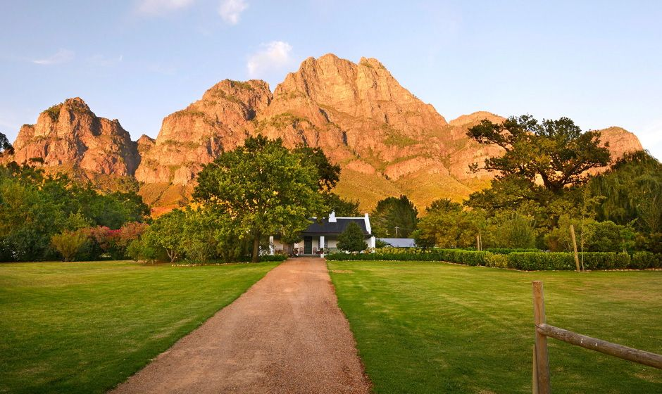 Boschendal Farm Rhodes cottage