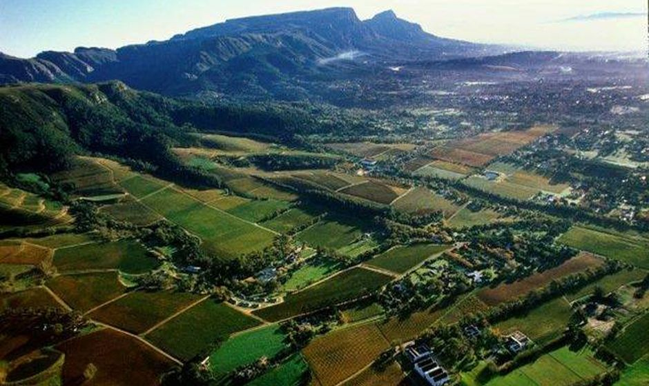 Constantia Valley, Cape Town, South Africa