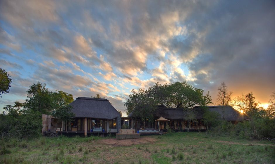 Phinda Homestead Luxury thatched lodges