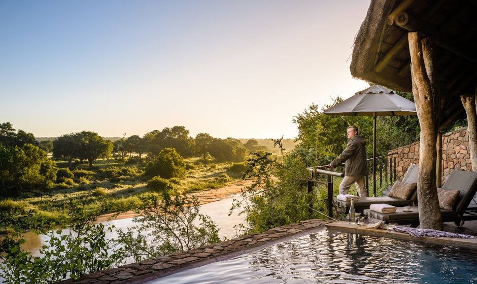 Singita - Ebony Lodge
