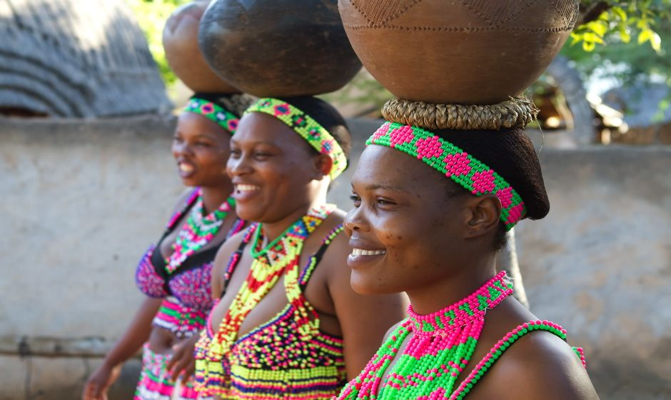 Zulu ladies